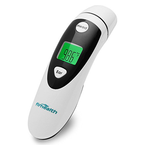 Devoted Baby Thermometer Lcd Digital Health Care Medical Fever Thermometer Non-contact Body 4 In 1 Multifunctional Infrared Thermometer To Suit The PeopleS Convenience Mother & Kids