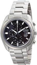 Citizen Men's Ca0020-56e Eco-drive Titanium Watch
