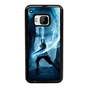 HTC One M9 Cell Phone Case Black Aang the last airbender movie YT3RN2522000