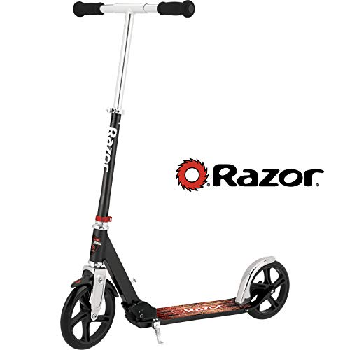 Razor A5 Lux Kick Scooter Review