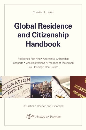 Download Global Residence and Citizenship Handbook Pdf