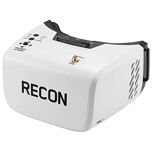 Fat Shark Recon V2 FPV Video Goggles with 5G8 Receiver