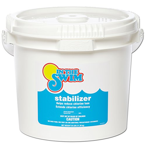 In The Swim Pool Chlorine Stabilizer and Conditioner - 25 lb. Pail ()