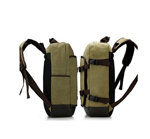 Shoulder Bags Business Green Trip Multi purpose Backpack Leisure Men Laidaye T7wW5nqd7