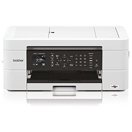 Brother MFCJ497DWG1 4IN1 Impresora de inyección de Tinta MFCJ497DW ...