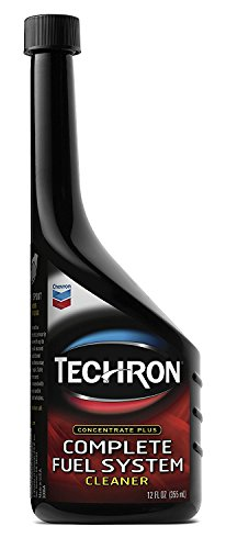 Chevron Techron Concentrate Plus Fuel System Cleaner, 12 OZ