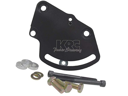 KRC Power Steering KRC 31410000 Head Mount Pump Mounting Bracket Kit (SBC) (Steering Pump Power Mount)