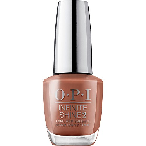 OPI Infinite Shine, Chocolate Moose, 0.5 Fl Oz
