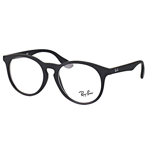 Ray-Ban 1554 3616 Rubber Black Childrens Eyeglasses - Pictures Ray Ban