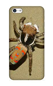 New Kathewade Super Strong Animal Spider Tpu Case Cover Series For Iphone 5c