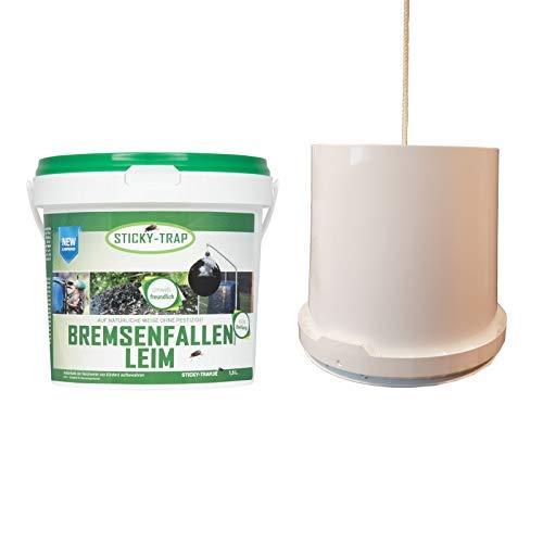 1,5 Liter Sticky Trap Bremsenfallenleim with White Bucket 1,5 Liter