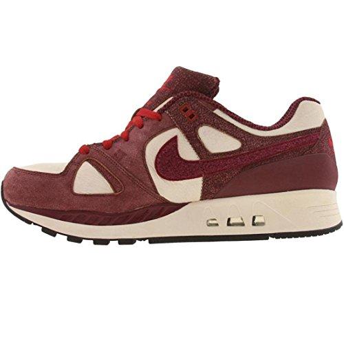 Nike Heren Airsteek Premium Zeil / Diepe Granaat-diepe Bordeaux 317261-161 Schoen