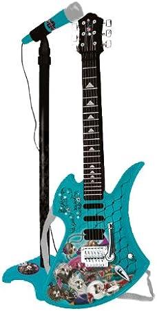 REIG - Bratzillaz Guitarra con micrófono de pie (2809): Amazon.es ...