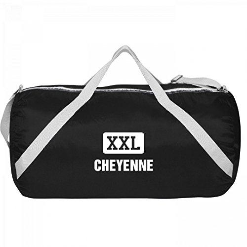 Athletic Gym Bag Cheyenne: Sport Roll Liberty Bag