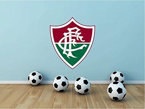 Fluminense FC Brazil Soccer Football Sport Art Wall Decor Sticker 25'' X 21'' by postteam