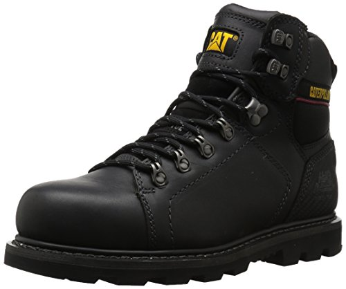Caterpillar Men's Alaska 2.0 Steel Toe / Black Industrial and Construction Shoe, Black, 10.5 W US -