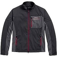 Harley-Davidson Men's Windproof Performance Soft Shell Jacket 97423-17VM