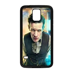 Samsung Galaxy S5 Cell Phone Case Black_Doctor Who Matt Smith Rszol