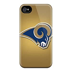 AlissaDubois Iphone 6plus Shockproof Hard Phone Case Provide Private Custom Attractive St. Louis Rams Image [gwa16613ZtjV]