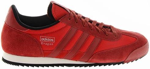 adidas dragon uomo rosse