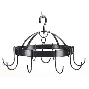 Gifts & Decor Mini Pot Hanger Kitchen Home Hanging Pan Utensil Holder