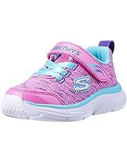Skechers Wavy Lites - Jump N' Sparkle Girls Sneakers