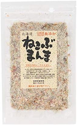 ねこぶまんま50g×25 札幌食品サービス 北海道の粘るねこ足昆布使用 万能ふりかけ