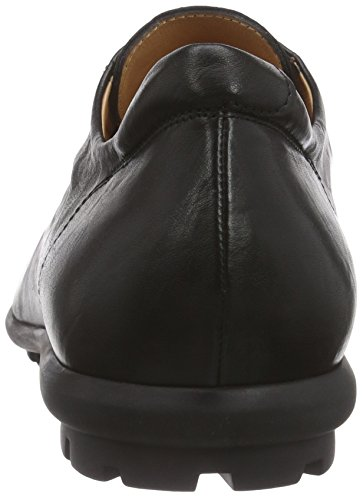 Denken! Kong Mannen Derby Lace Up Brogues Zwart (black 00)