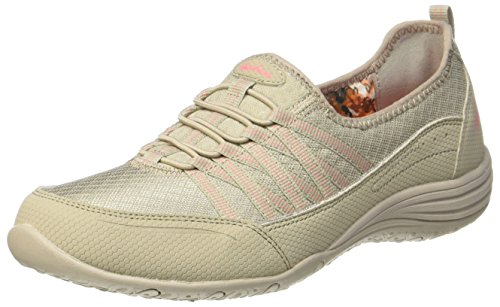 Skechers Sport Damen Einheit Go Big Fashion Sneaker Taupe