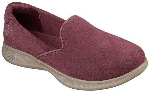 Skechers Womens Go Step Lite - Delight Sneaker, Mauve, Size 10
