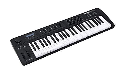 midiplus, 49-Key MIDI Keyboard Controller (BK492)