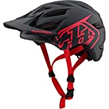 2019 Troy Lee Designs A1 Drone Helmet-Black/Red-XL/2XL For Sale
