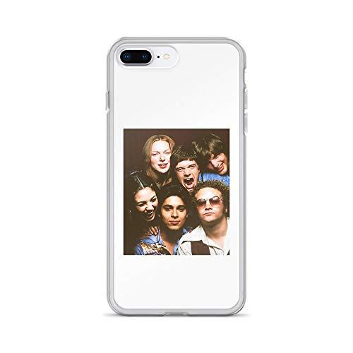 rebecc That '70s Show Cast Case Cover Compatible for iPhone (7 Plus/8 Plus)