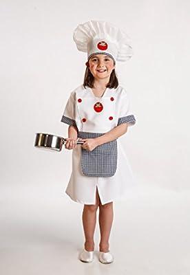 Disfraz de Cocinera tomates para niña: Amazon.es: Juguetes y juegos