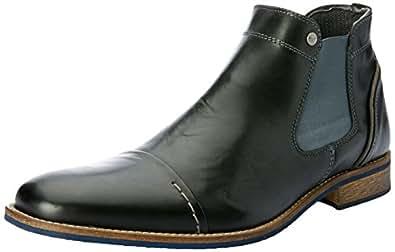 Wild Rhino Men's Diego Shoes, Black, 6 AU (40 EU)
