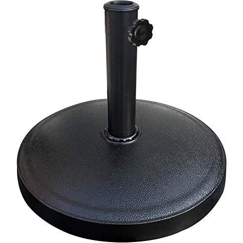 EliteShade Umbrella Base Stand Market Patio Outdoor Heavy Duty Umbrella Holder (Base Lb 150 Umbrella)