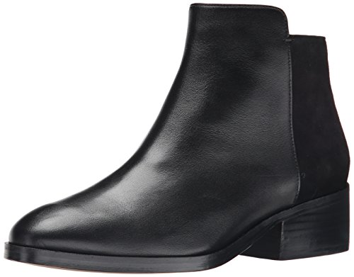 Cole Haan Women's Elion Boot, Black Leather, 9 B US