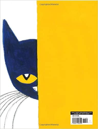 Pete the Cat: I Love My White Shoes: James Dean, Eric Litwin ...