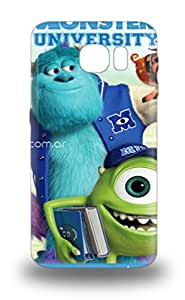 Hot American Monsters University First Grade Tpu Phone 3D PC Case For Galaxy S6 3D PC Case Cover ( Custom Picture iPhone 6, iPhone 6 PLUS, iPhone 5, iPhone 5S, iPhone 5C, iPhone 4, iPhone 4S,Galaxy S6,Galaxy S5,Galaxy S4,Galaxy S3,Note 3,iPad Mini-Mini 2,iPad Air )