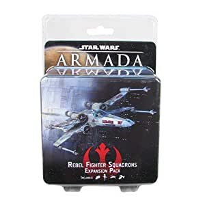Fantasy Flight Games SWM07 SW Armada: Rebel Fighter Pack Board Game