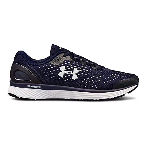 Under Armour Women's Charged Bandit 4  Running Shoe, (400)/Midnight Navy, 9