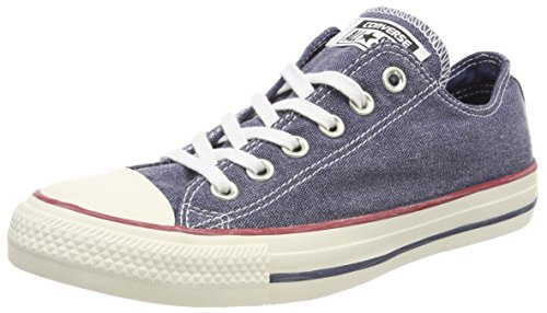 Silber Mixte CTAS Adulte Baskets Ox Converse CqUXw1x