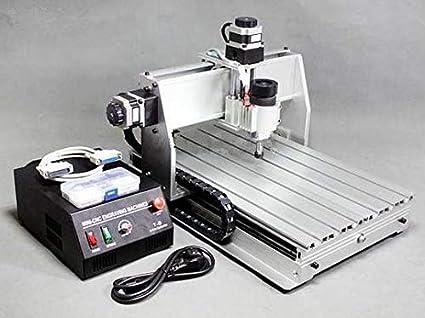 GOWE 110 V actualización de perforación fresadora CNC Router grabador máquina manual para cortar