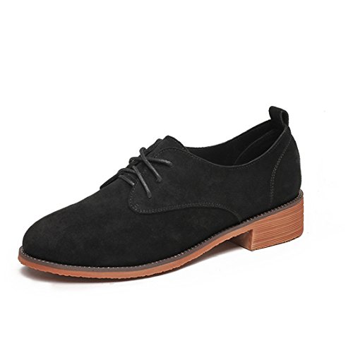 nbsp;shoes nbsp;shoes nbsp;students nbsp;casual Black nbsp;flat nbsp;with nbsp;female nbsp;women's nbsp;with nbsp;shoes Spring nbsp;retro nbsp;rough xwHpOgqcP