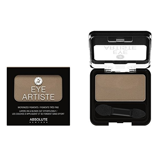 Absolute New York Eye Artiste Single Shadow Smoked Taupe (Matte)