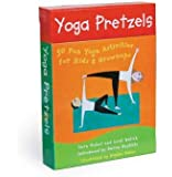 Yoga Pretzels: 50 Fun Yoga Activities for Kids and Grownups