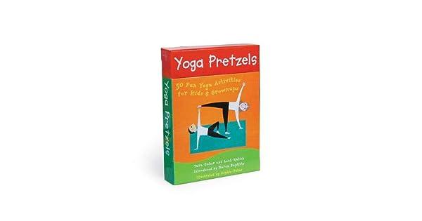Amazon.com: Yoga Pretzels (Yoga Cards) (9781905236046): Tara ...
