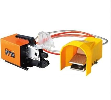 Pneumatic Wire Crimper | Pneumatic Air Powered Wire Terminal Mobile Crimping Machine Am 10