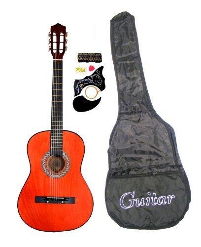 [ダイレクトリーチープ]Directly Cheap 38 CLASSIC BROWN Acoustic Guitar Starter Package, Guitar, Gig Bag, Strap, Pitch [並行輸入品] B008ADBUBC Classic Classic