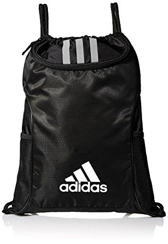 adidas Team Issue II Sackpack, Black/White, One Size
